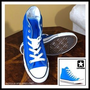 CONVERSE CANVAS SNEAKERS Stylish High Tops